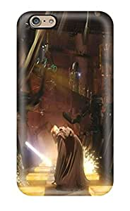 High-end Case Cover Protector For Iphone 6(star Wars Tv Show Entertainment)