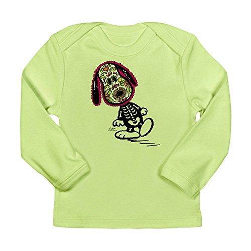 3m Dog Treats (CafePress - Day Of The Dog Snoopy - Long Sleeve Infant T-Shirt)