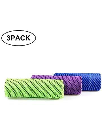 efc810da62 Biange Cooling Towel for Sports, Workout, Fitness, Gym, Yoga, Golf,