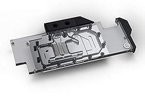 EKWB EK-Vector RTX 2080 GPU Waterblock, Nickel/Plexi