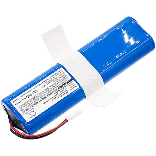 GAXI Battery Replacement for Ilife V3s Pro Comapatible with Ilife V50, V5s Pro, Vacuum Cleaner Battery by GAXI