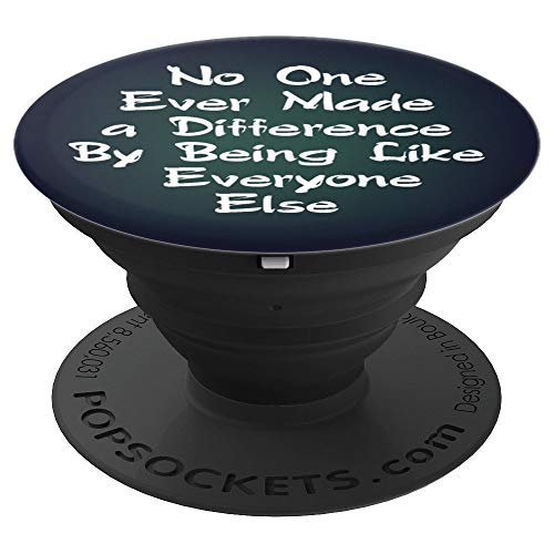 Circus PT Barnum Ringmaster Quote No One Ever Made Green - PopSockets Grip and Stand for Phones and Tablets