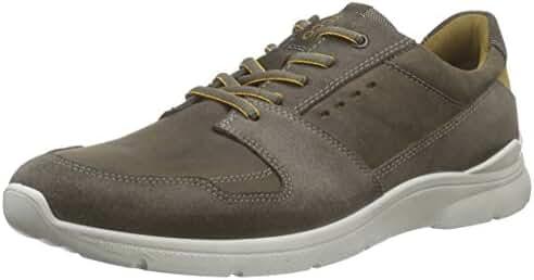 Ecco Men's Irondale Retro Low Fashion Sneaker