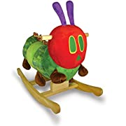 The World of Eric Carle, The Very Hungry Caterpillar Plush Rocker, 27
