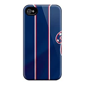 Iphone 4/4s Case, Premium Protective Case With Awesome Look - Washington Nationals