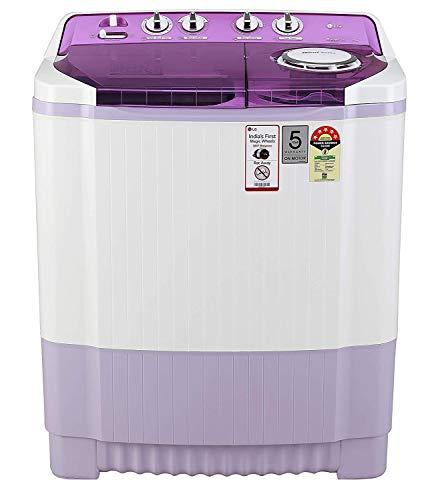 LG 7.5 Kg 5 Star Semi-Automatic Washing Machine