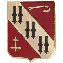 5th Air Defense Artillery ADA Unit Crest Tie Tac