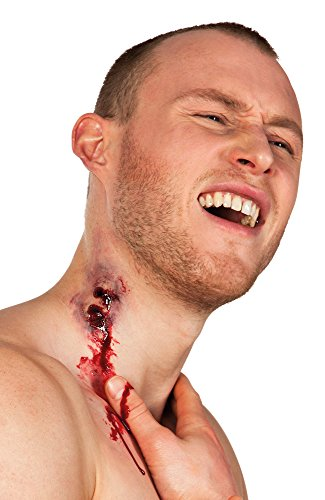 Halloween Latex Wound Fancy Dress Accessory - Vampire Bite