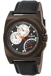 Lancaster Men's  OLA0344BK/NR Kamata Black Dial Watch Model