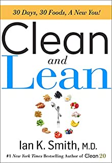 Book Cover: Clean and Lean: 30 Days, 30 Foods, a New You!