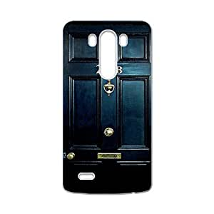 221B Door Cell Phone Case for LG G3 by icecream design