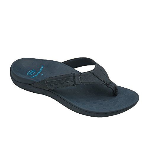 Scholl - Sandalias para hombre Azul azul marino