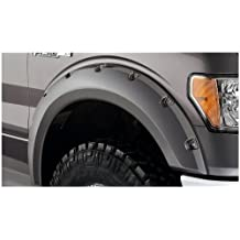 Bushwacker 20079-02 Ford Pocket Style Fender Flare - Front Pair