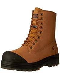 JB Goodhue Men's Dynamic 8 Inch Construction Boot
