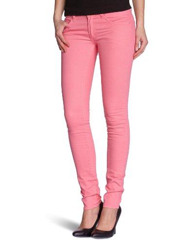 Couleur De Strawberry Femme Skinny Zip Monday Jean Pink Rose Low Cheap xqSwY4Pf