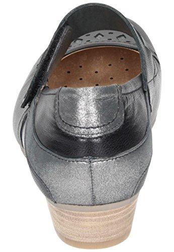 Cushy by Dr. Brinkmann Mujer Slipper Negro - negro