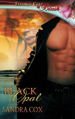 book cover of Black Opal