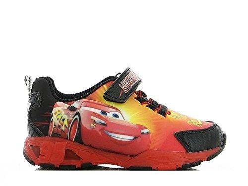 CARS Boys Kids Athletic Sport, Zapatillas de Cross para Niños, Rojo (Red), 27 EU: Amazon.es: Zapatos y complementos