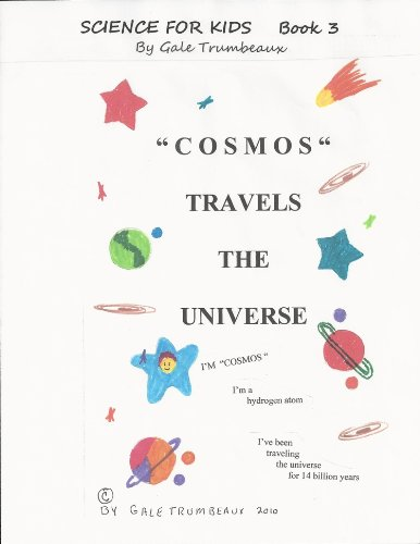 Cosmos Travels Universe Science Kids ebook product image