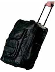 Embassy Italian Stone Design Genuine Leather Super-deluxe 23 Trolley/backpack