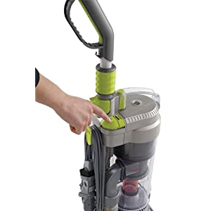 Hoover WindTunnel Air Bagless Upright Corded Lightweight Vacuum Cleaner - power cord storage