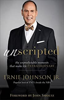 Book Cover: Unscripted: The Unpredictable Moments That Make Life Extraordinary
