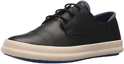 Camper Men's Chasis K100280 Sneaker, Black, 39 M EU (6 US)