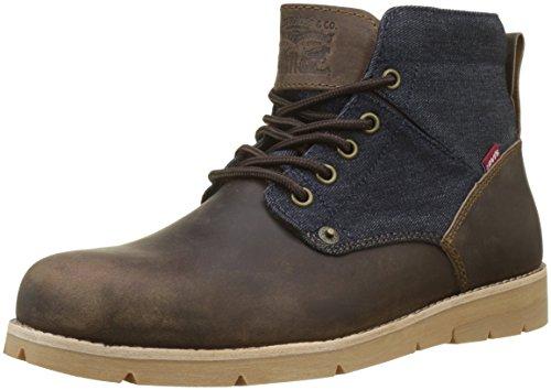 uomo da scuro Levi's marrone Jax Boots Desert marrone 29 Rqttn6I1wv