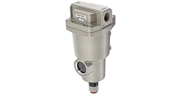 SMC amg250 C-n03bc separador de agua, N.C. Auto drenaje, 750 l/min, 3/8
