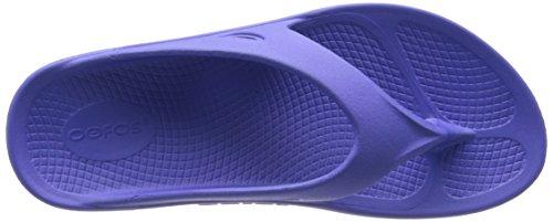 Sandales Sport Ooriginal Oofos Thong Femme Pervenche De q0BPEwT