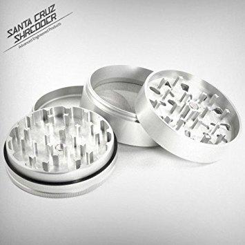Santa Cruz Shredder 4 Piece Medium New (Silver)