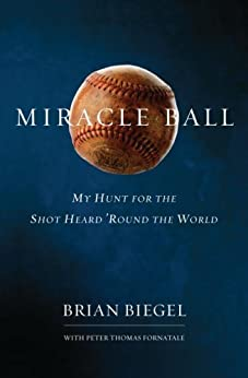 Miracle Ball Heard Round World ebook product image