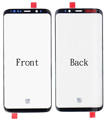 "0aa67b0f9d3 For Samsung Galaxy S9+ Plus 6.2"" SM-G965 G965U Touch Screen Lens Front  Glass"