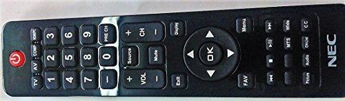 (TopOne New NEC LED TV Remote Control for E655 E588 E505 E425 E325)