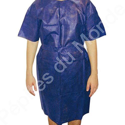 Camisa de opéré mango corto azul desechable talla adulto L Lot 2 Bolsas 10 carpetas de opéré - pdm-pfs01 - 2 by Pépites del mundo: Amazon.es: Salud y ...