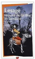 Histoire de Gil Blas de Santillane : Livres I à VI