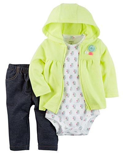 Carters Baby Girls Piece Cardigan