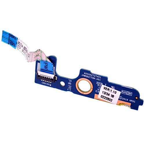 Boton encendido para HP Elitebook 755 G3 850 G3 745 G3 840 G