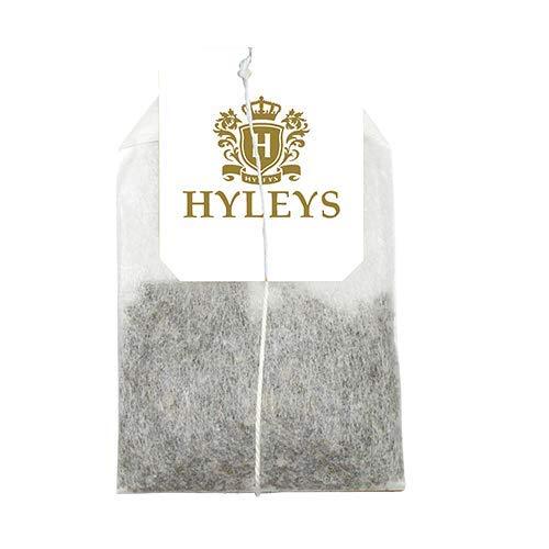 Hyleys Natural Goji Berry with Green Tea - 25 Tea Bags - (100% Natural, Sugar Free, Gluten Free and Non-GMO)
