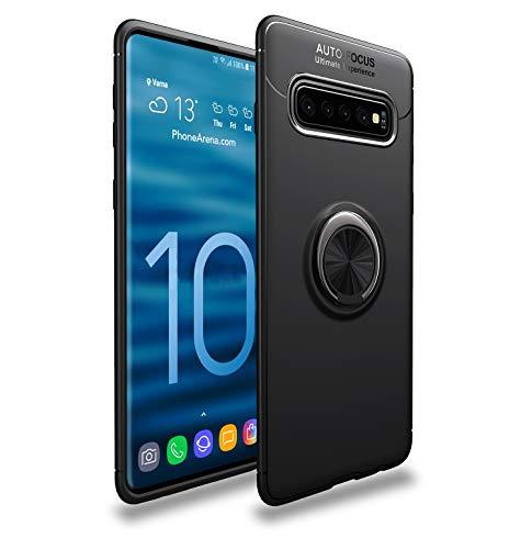 HYAIZLZ Kickstand Galaxy S10 Plus Case Soft TPU...