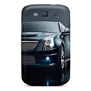 Protection Case For Galaxy S3 / Case Cover For Galaxy(cadillac Cts V)