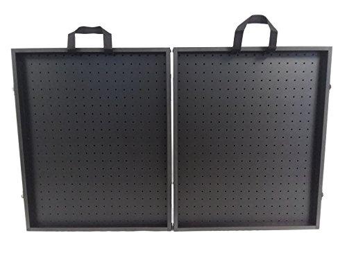 Pegboard Displays (All Black 3 3/4
