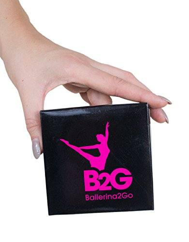 Mujer Plateado Bailarinas Ballerina2go Para Plata EHFWUWq