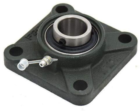 UCF 204//SF20/204/en fonte 20/mm al/ésage Bride roulement Unit/é self-aligning Taie doreiller Roulement