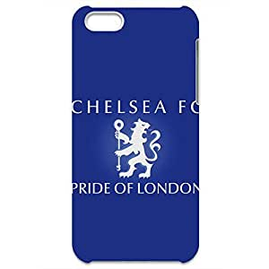 Fashion Design FC Chelsea Football Club Phone Case Cover For Iphone 5c 3D Plastic Phone Case
