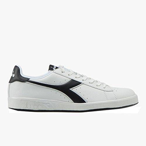 Diadora Men's Game P Low Top Shoes Black 10 kfLh0