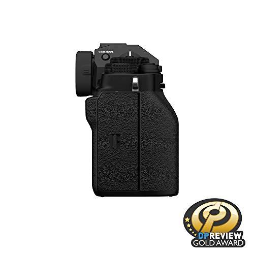 Fujifilm X-T4 Mirrorless Camera Body - Black
