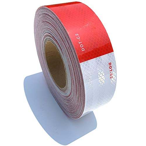 x160Feet Reflective Waterproof Adhesive Conspicuity product image