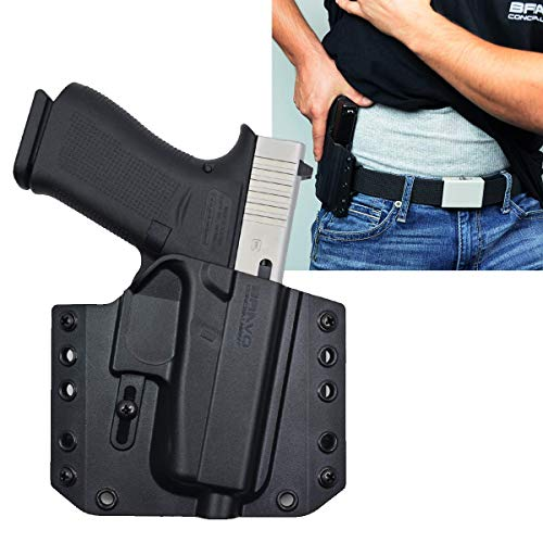 Bravo Concealment Glock 43X OWB Gun Holster