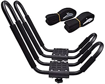 TMS J-Bar Rack HD Rooftop Cargo Carrier